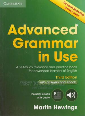 Advanced Grammar In Use With Answers & Ebook 3ED   Books & Games for sale in Nairobi, Nairobi Central