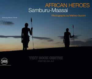 African Heroes: Samburu-maasai   Books & Games for sale in Nairobi, Nairobi Central
