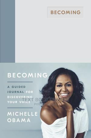 Becoming Michelle Obama A Guided Journal For Discovering Your Voice | Books & Games for sale in Nairobi, Nairobi Central