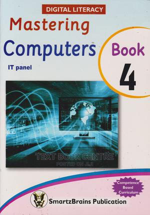 Mastering Computers Book 4 (Smartbrains)   Books & Games for sale in Nairobi, Nairobi Central