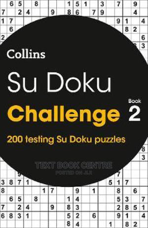 Collins Sudoku Challenge Book 2 | Books & Games for sale in Nairobi, Nairobi Central