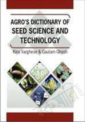 Agro's Dictionary Of Seed Science And Tech | Books & Games for sale in Nairobi, Nairobi Central