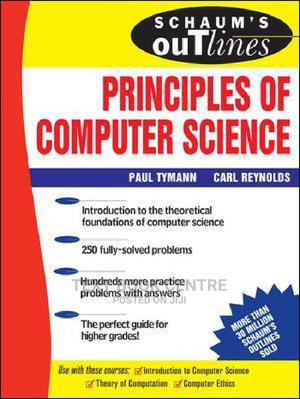 Schaums Outlines Principles Of Computer Science   Books & Games for sale in Nairobi, Nairobi Central