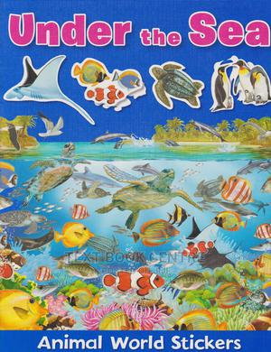 BW- Under The Sea Animal Word Sticker (AST1-4)   Books & Games for sale in Nairobi, Nairobi Central
