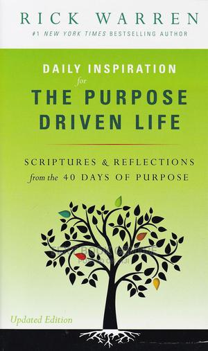 Daily Inspiration For Purpose Driven Life (BKMG)   Books & Games for sale in Nairobi, Nairobi Central