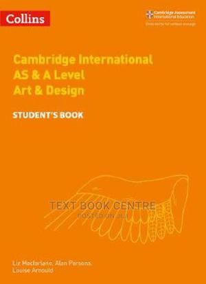 Cambridge International AS & A Level Art & Design Student's Book (Collins) | Books & Games for sale in Nairobi, Nairobi Central