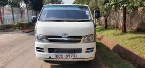 Toyota 1000 2008 White   Cars for sale in Nairobi, Nairobi Central