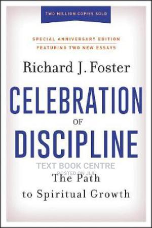 Celebration Of Discipline: The Path To Spiritual Growth (BKMG)   Books & Games for sale in Nairobi, Nairobi Central