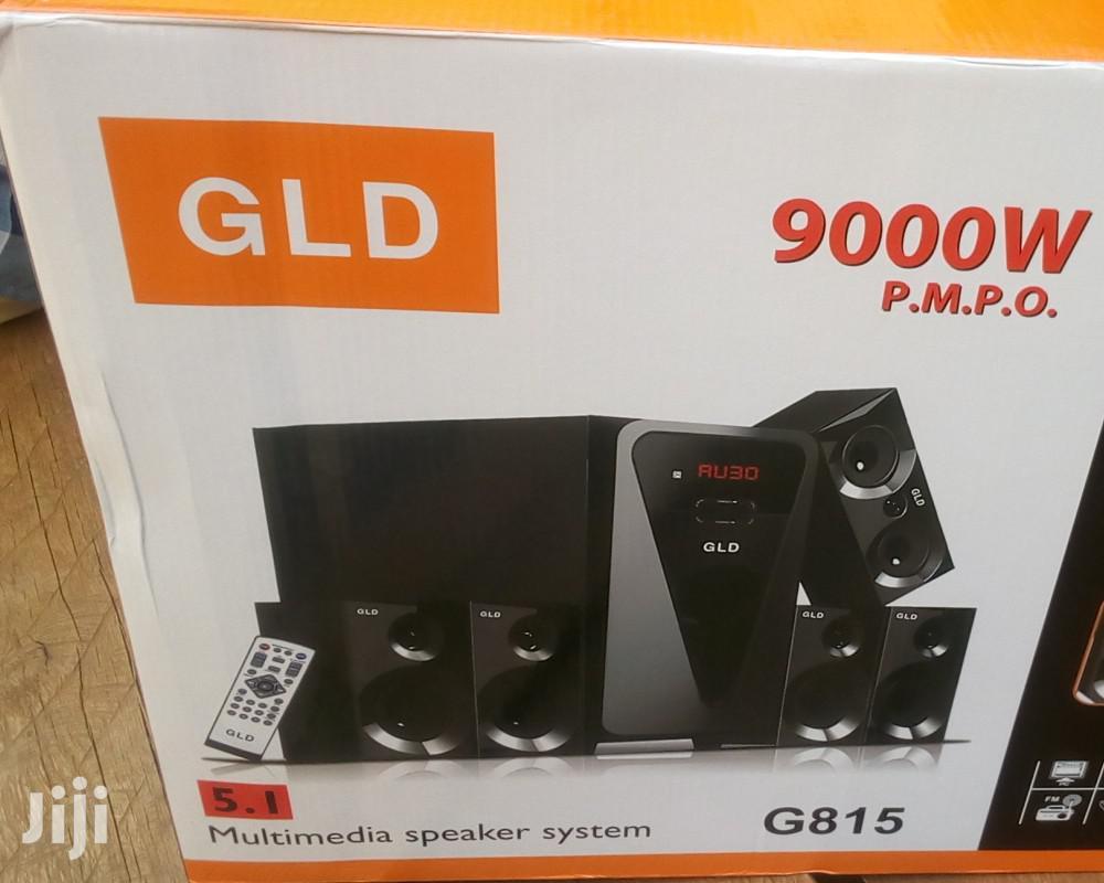 GLD 5.1 Woofers