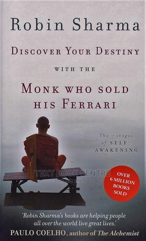Discover Your Destiny With The Monk Who Sold His Ferrari :The 7 Stages Of...   Books & Games for sale in Nairobi, Nairobi Central