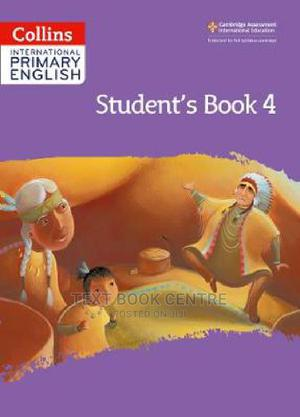 Collins International Primary English Students Book 4 | Books & Games for sale in Nairobi, Nairobi Central