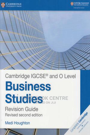 Cambridge IGCSE And O Level Business Studies Revision Guide | Books & Games for sale in Nairobi, Nairobi Central