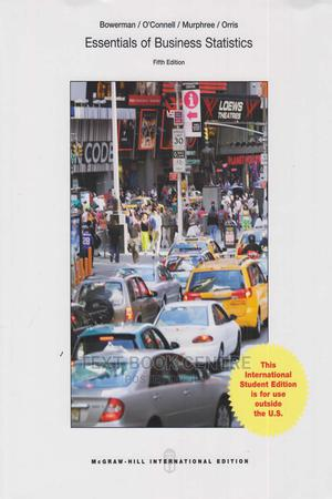 Essentials Of Business Statistics 5ED | Books & Games for sale in Nairobi, Nairobi Central