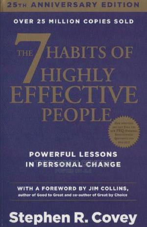 The 7 Habits Of Highly Effective People (B66KS)   Books & Games for sale in Nairobi, Nairobi Central
