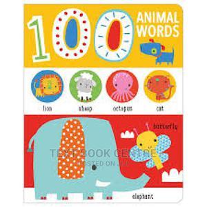 100 Animal Words (MBI)   Books & Games for sale in Nairobi, Nairobi Central