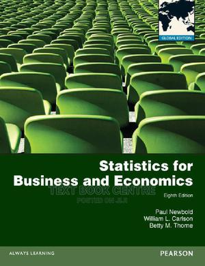 Statistics For Business And Economics 7ED | Books & Games for sale in Nairobi, Nairobi Central