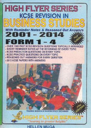 High Flyer Series KCSE  Revision Business Studies F1-4 Rev Version | Books & Games for sale in Nairobi, Nairobi Central