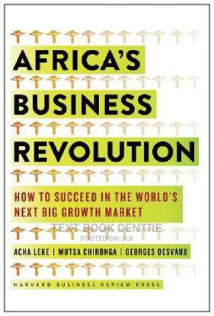 Africa's Business Revolution (BKMG) | Books & Games for sale in Nairobi, Nairobi Central