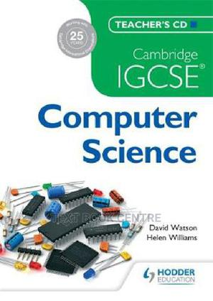 Cambridge IGCSE Computer Science Teacher's CD | Books & Games for sale in Nairobi, Nairobi Central