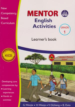 Mentor English Activities Grade 1 Learner's Book | Books & Games for sale in Nairobi, Nairobi Central