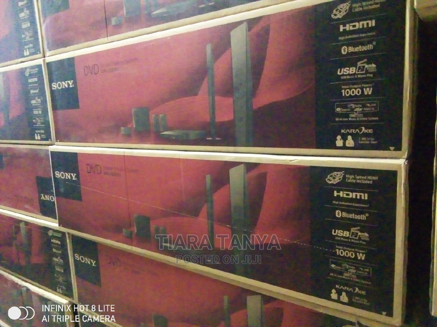 Archive: Sony Dav Dz 650 Home Theater System