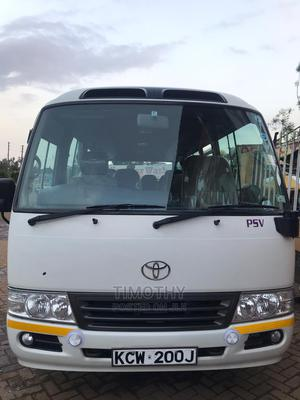 Toyota Coaster 2012   Buses & Microbuses for sale in Nairobi, Nairobi Central