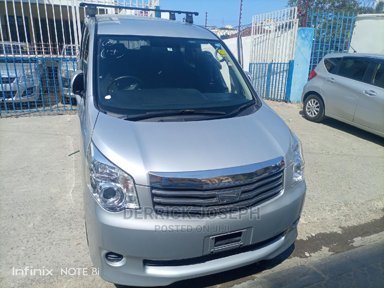 Toyota Noah 2014 Silver   Cars for sale in Mombasa CBD, Mombasa, Kenya