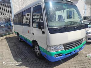Toyota Coaster 27 Seater 2014 White | Buses & Microbuses for sale in Mombasa, Mombasa CBD