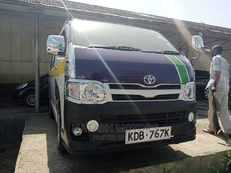 Toyota Hiace Automatic Diesel | Buses & Microbuses for sale in Mombasa CBD, Mombasa, Kenya