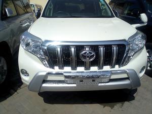 Toyota Land Cruiser Prado 2014 White | Cars for sale in Mombasa, Tudor