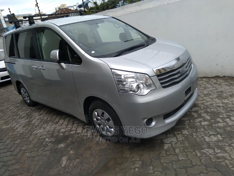 Toyota Noah 2013 Silver   Cars for sale in Mombasa CBD, Mombasa, Kenya