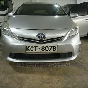 Toyota Prius 2012 Plug-in Advanced Silver   Cars for sale in Mombasa, Mombasa CBD