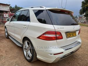 Mercedes-Benz M Class 2012 White | Cars for sale in Nairobi, Ridgeways