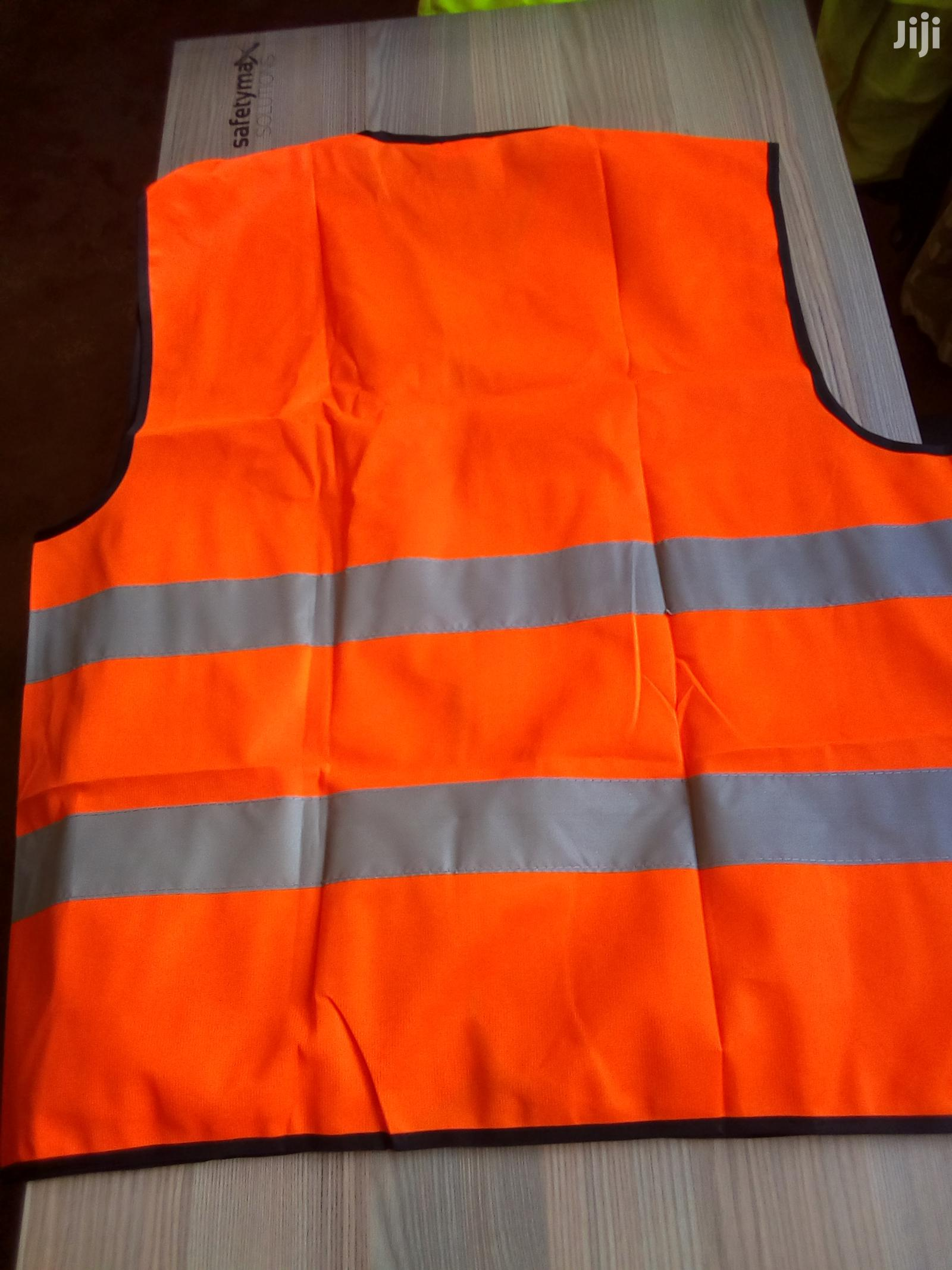 Archive: Reflector Vest With Lining