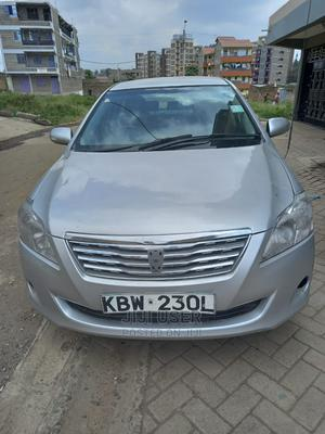 Toyota Premio 2007 Silver   Cars for sale in Nairobi, Komarock
