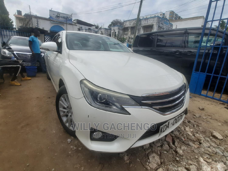 Toyota Mark X 2013 White | Cars for sale in Mvita, Mombasa, Kenya