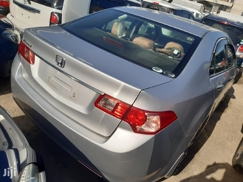 Honda Accord 2012 2.0 Sedan Silver | Cars for sale in Shimanzi/Ganjoni, Mombasa, Kenya
