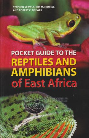 Pocket Guide To Reptiles & Amphibians Of East Africa | Books & Games for sale in Nairobi, Nairobi Central