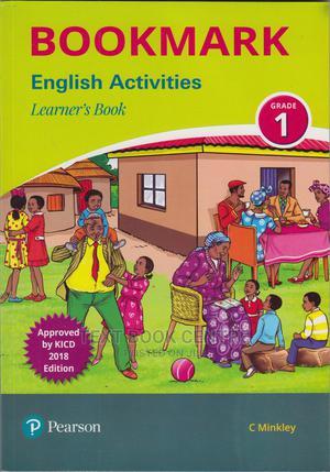 Bookmark English Activities Grade 1 | Books & Games for sale in Nairobi, Nairobi Central