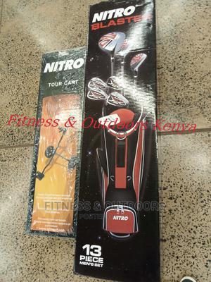 Nitro Golf Kit + Trolley   Sports Equipment for sale in Nairobi, Karen