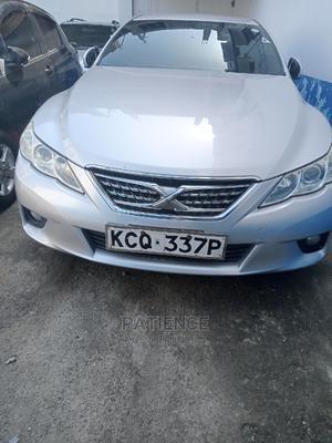 Toyota Mark X 2012 Silver   Cars for sale in Mombasa, Mombasa CBD
