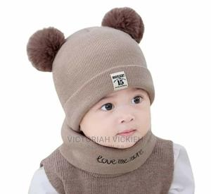 Hat And Scarf | Children's Clothing for sale in Kajiado, Ongata Rongai