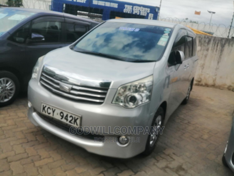 Toyota Noah 2012 Silver | Cars for sale in Mombasa CBD, Mombasa, Kenya