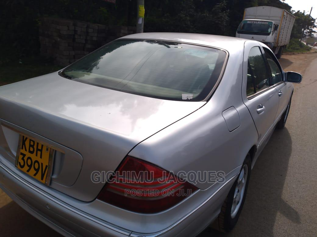 Mercedes-Benz S Class 2000 S 500 ZAS (W220) Gray | Cars for sale in Nairobi South, Nairobi, Kenya