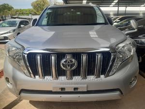 Toyota Land Cruiser Prado 2013 Silver | Cars for sale in Mombasa, Mbaraki