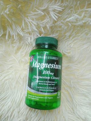 Magnesium 100mg   Vitamins & Supplements for sale in Nairobi, Nairobi Central