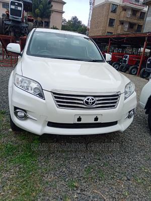 Toyota Vanguard 2013 White | Cars for sale in Nairobi, Woodley/Kenyatta Golf Course