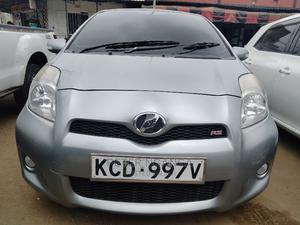 Toyota Vitz 2008 Gray   Cars for sale in Nairobi, Nairobi Central