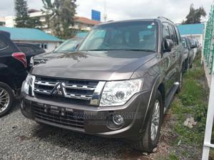 Mitsubishi Shogun 2014 Brown   Cars for sale in Nairobi, Nairobi Central