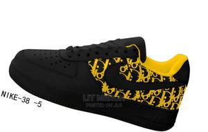 Customised Nike Air Force 1 Dior Fashion Sneakers   Shoes for sale in Nairobi, Nairobi Central
